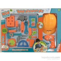Emre Toys Kutulu Kasklı Tamir Set
