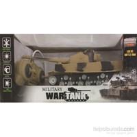 Emre Toys Uzaktan Kumandalı 1:32 Tekerlekli Tank