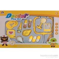 Emre Toys Doktor Set ( Sarı )