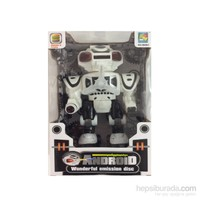 Emre Toys Disk Atan Fonksiyonlu Robot