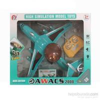 Emre Toys Kumandalı Yerde Giden Uçak