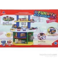 Emre Toys Tezgahlı Mutfak Set