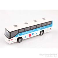Nani Toys Işıklı ve Sesli Şehir Otobüsü Diecast Model Araç