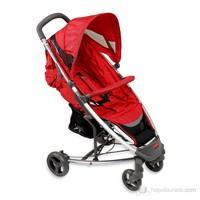 Pierre Cardin PS-801 Marina Vip Lüx Baston Bebek Arabası / Kırmızı