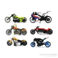 Hotwheels Sokak Motosikletleri