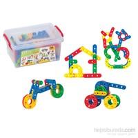Click Clack Puzzle Küçük Box 96 Parça