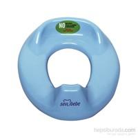 Sevi Bebe Plastik Klozet Adaptörü Mavi