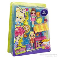 Polly Pocket Polly Gezide Oyun Seti Dhy67