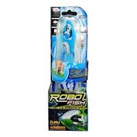 Robo Fıshışıklı Robo Fish Mavi