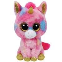 Ty Peluş Oyuncak Fantasia - Multicolor Unicorn 15 Cm