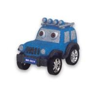 Paulinda Modelleme Köpüğü Arabalar Jeep