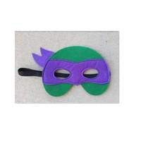 Orijinal Kulüp Donatello Ninja Turtles Maskesi