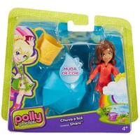 Polly Pocket Ve Arkadaşları Yağmur Eğlencesinde Kırmızı