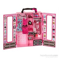Barbie Büyüleyici Gardrop ve Kıyafetler