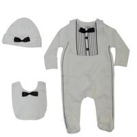 İdilbaby Erkek Bebek Tulum Takım