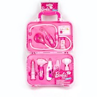 Barbie Çantalı Doktor Set 9 Parça