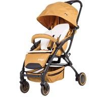 Prego 2085 Smart Fold Bebek Arabası Sarı