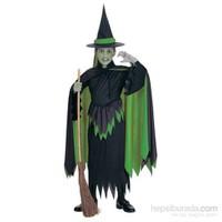 Kötü Cadı Çocuk Kostüm 3-4 Yaş