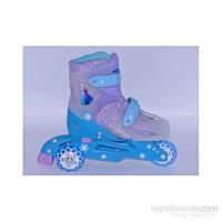 Disney Frozen 3 Tekerlekli Ayarlanabilir Paten / S (31,32,33,34)