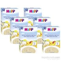 Hipp Organik İyi Geceler Sütlü Yoğurtlu Meyveli Kaşık Maması 250 gr - 6'lı