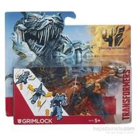 Transformers 4 Tek Adımda Dönüşen Figür / Grimlock