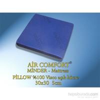 Aircomfort Visco Matterss Minder 30x30x5
