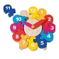 Goki Clock Puzzle