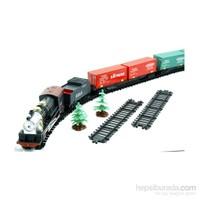 Vardem Konteynır Taşıyan Işıklı Tren