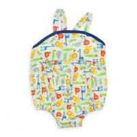 Modakids Bambaki Kız Bebek Desenli Askılı Body 013-01137-027