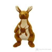 Neco Plush Yavrulu Kanguru Peluş Oyuncak 45 Cm