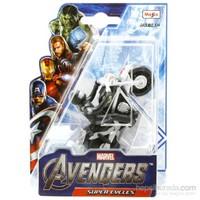 Maisto Marvel The Avengers Oyuncak Motor / Siyah