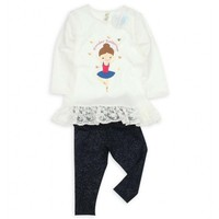 Modakids Wonder Kids Kız Bebek 2'Li Takım 010-4319-027