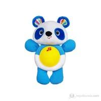 Ninnili Uyku Arkadaşım Panda Mavi 0254