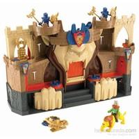 Imaginext Aslanlı Büyük Kale ve Oyun Seti