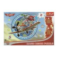 Disney Puzzle 15 Parça Sihirli Dekor Doc Mc Stuffıns & Planes