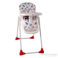 Sunny Baby 107 Taffy Mama Sandalyesi Kırmızı