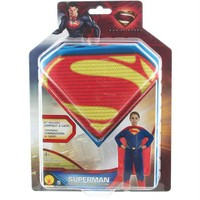 Rubies Superman Action Suit Çocuk Kostümü