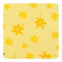Theraline Emzirme Yastığı Klasik Çiçekli Sarı