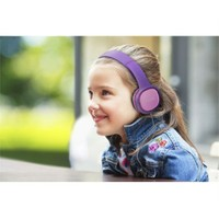 Philips Avent Shk2000pk Kids On-Ear Pembe&Mor