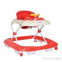 Baby Max Racer Yürüteç - Kırmızı