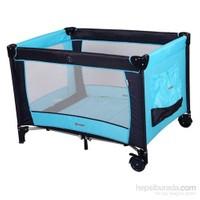 Babyhope Fm -1 Oyun Parkı Mavi Lacivert