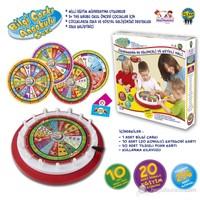 Pilsan Bilgi Çarkı Anaokulu Oyun Seti
