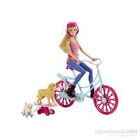 BRB Barbie ve Köpekçikler Bisiklet Gezisi