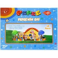 Cubic Fun 3D Puzzle Pepee''nin Evi