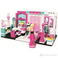 Mega Bloks Barbie Moda Dükkanı 107 Parça Oyun Seti
