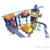Mega Bloks Chuggington Jet-Pack Adventure Oyun Seti 103 Parça