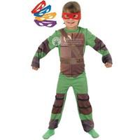 Ninja Kaplumbağalar Çocuk Kostümü 7-8 Yaş