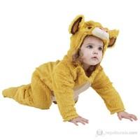 Aslan Kral Bebek Kostüm 2-3 Yaş