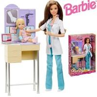 Barbie Oyuncak Bebek Çoçuk Doktoru