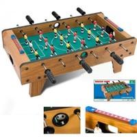 Mega Oyuncak 18 Figürlü Oyuncak Langırt Masası Mdf Ahşap